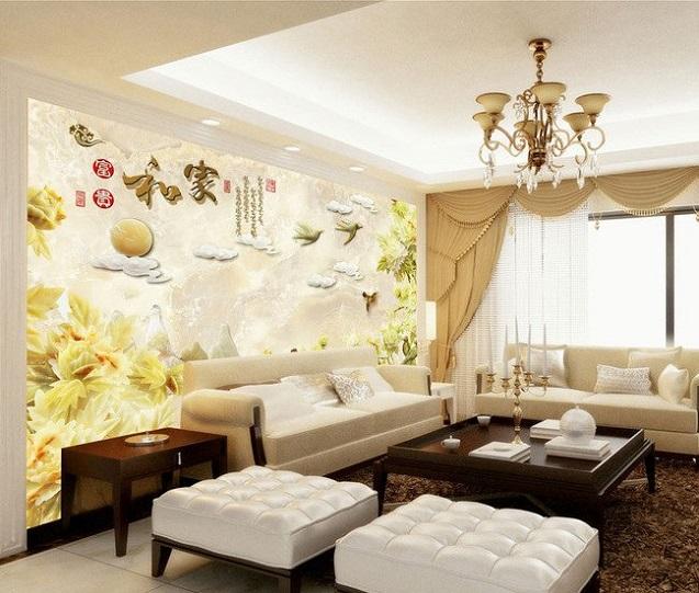 Nhận in tấm gạch 3d tranh ảnh, gạch trang trí nội thất, gạch ốp lát tường ngoài trời, gạch dán tường, gạch lát nền không gian cảnh đẹp
